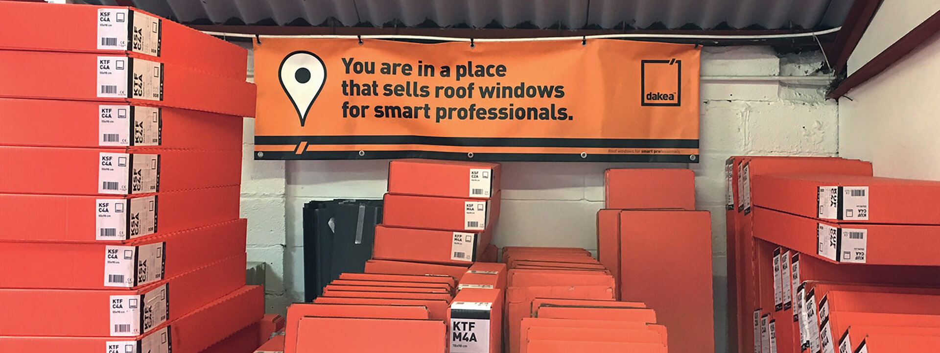 Selling roof windows for smart professionals